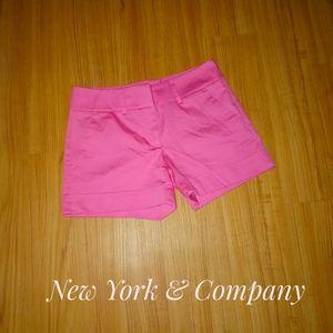 3/$25. NY & Co. shorts